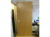 Internal Fire Door (FD30 Plain)
