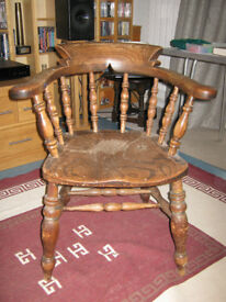 Old Captains Chair