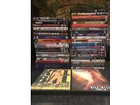 43 DVDs for only £2