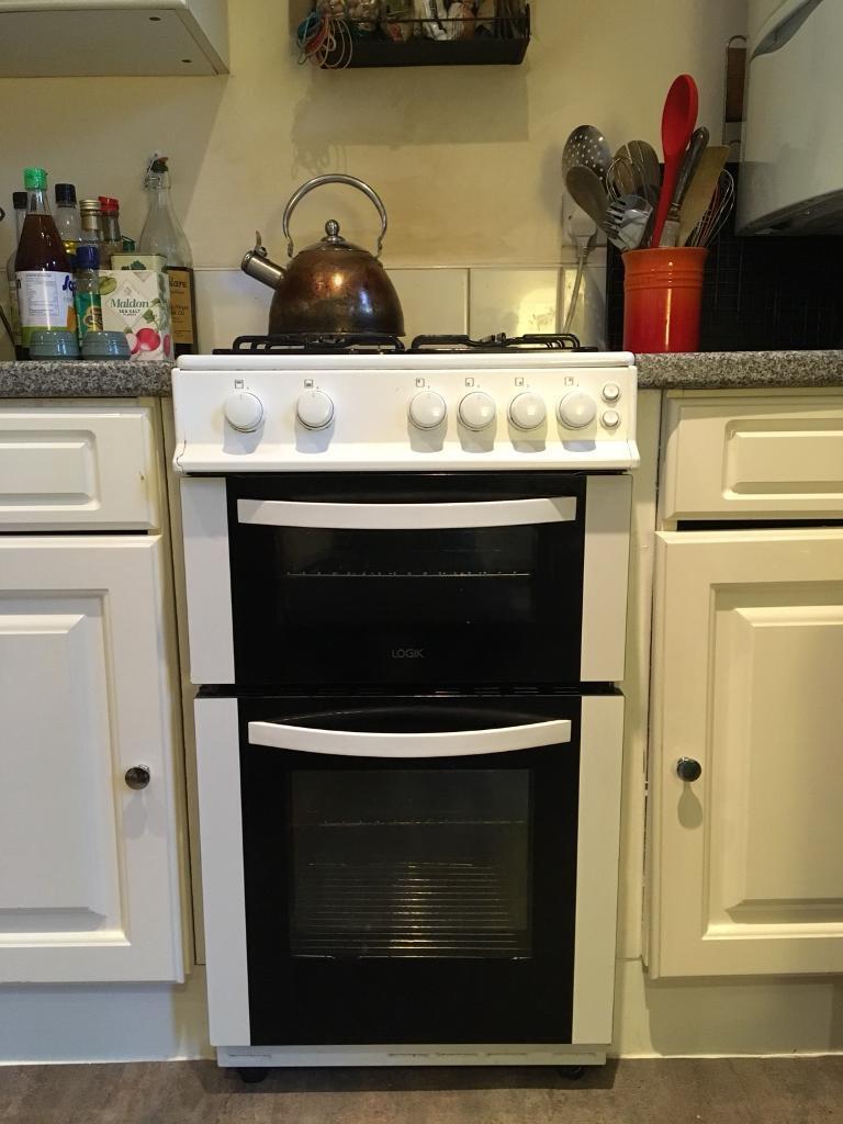 Gas Dual LOGIK oven