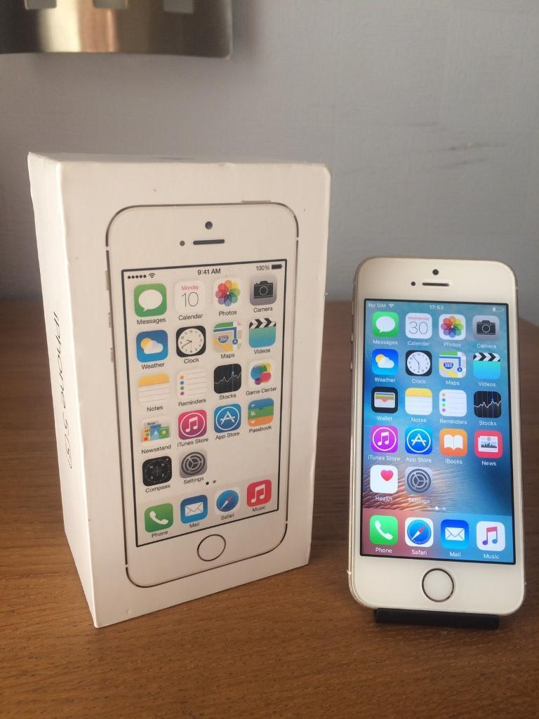 APPLE IPHONE 5S SILVER 16GB O2/GIFFGAFFin Barry, Vale of GlamorganGumtree - APPLE IPHONE 5S SILVER 16GB. Comes with box charger.Can be used on O2/Tesco and also Giffgaff which I believe is currently the cheapest UK network. The phone is in good condition with just a couple of minor marks to the frame. Front/screen/back very...
