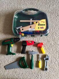 Bosch Toy DIY Case