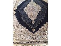 Persian rug excellent quality silk