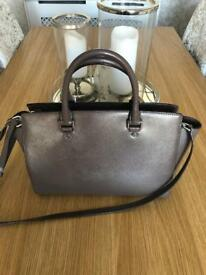 Genuine Michael Kors bag in cinder