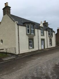 House for Sale : Strathnaver Cottage, Helmsdale.