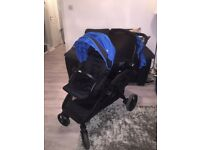 Joie evalite duo stroller with isofix car seat
