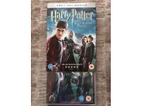 Brand New Harry Potter DVD