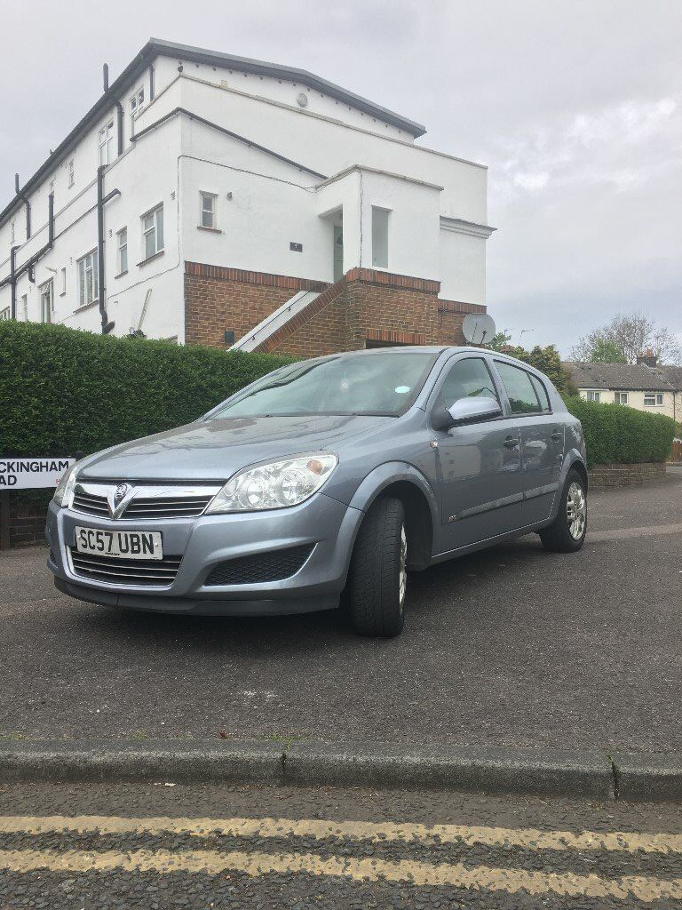 vauxhall astra 2008 Automatic
