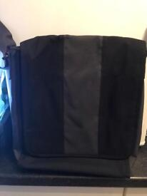 Laptop Bag Black and Grey