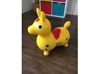 Rody horse ride on bouncer