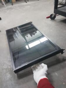 Shelvings, Tablettes en Bois/Wood, Metal et verre/Glass, Neuf et Usagé