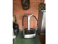 Excellent condition Marcy Femme Power Plate machine