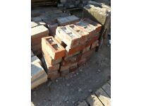 75mm Accrington smooth reclaimed brick for sale