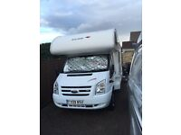 Ford Transit / Roller Team Auto Roller 500 , Five berth motorhome for sale .