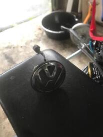Vw boot lock
