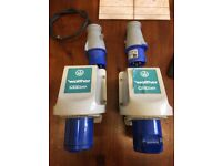 walther ceetyp socket outlet + plugs
