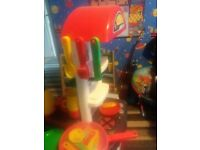 kids toy kitchen and accessories