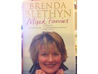 Brenda Blethyn: Mixed fancies-A memoir. Good quality book