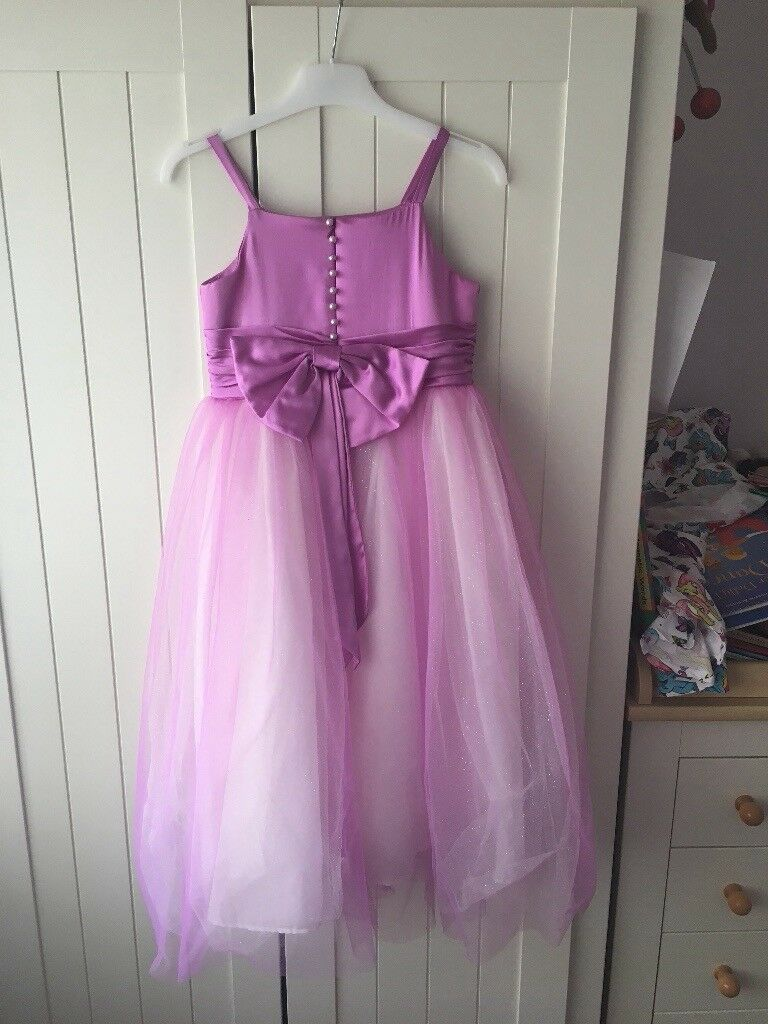Lilac Bridesmaid Dress | in Sketty, Swansea | Gumtree
