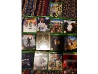 Xbox One 1TB (Limited Edition) + 13 Games