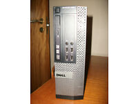 DELL OPTIPLEX 7010 DESKTOP PC BASE UNIT ONLY, CORE i3, WIN 10 PROFESSIONAL