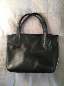Coccinelle Black Leather 'Iggy Hobo Bag'