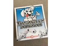 Dalmatian dominoes (kids' game)