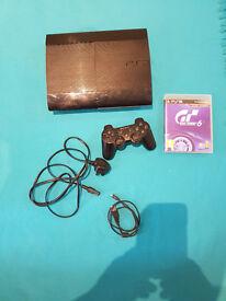 Playstation 3 superslim black