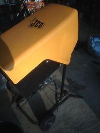 JCB Wood shredder