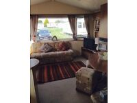 2 bedroom caravan Rio Willerby 2011 at Hafan Y Mor holiday park