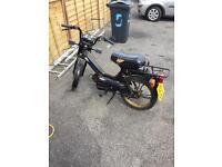 Tomos 50cc moped