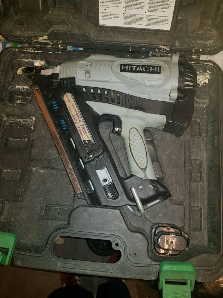 Hitachi 1st fix nail gun spares/repair | in Norwich, Norfolk | Gumtree