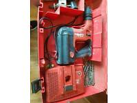 Hilti battery sds drill