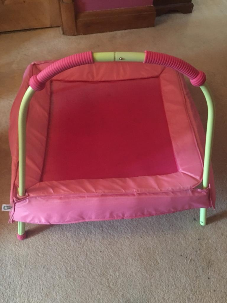 Early Learning Centre Mini Trampoline