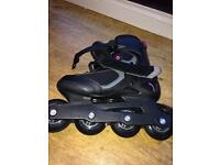 Inline skates ladies size 37 / UK4