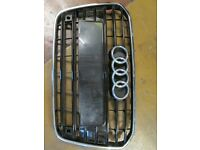 GENUINE AUDI A4 & A6 GRILLES 2012 MODEL ON