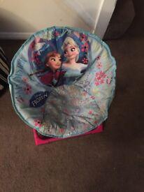 Frozen Disney cube chair