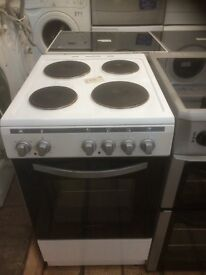Montpellier electric cooker 500 mm wide £115 very good condition