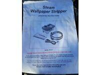 Steam Wallpaper Steamer Stripper Remover