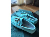 BLUE SUEDE SHOES-NEW