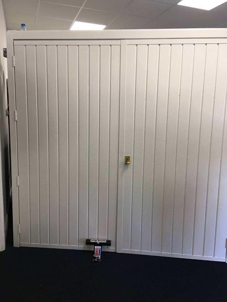 Side hinged garage doors | in Rotherham, South Yorkshire | Gumtree