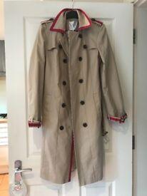 Brand New Women's Jasper Conran Trench Coat