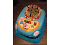 Chicco baby Walker with music