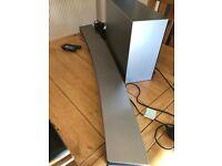 "SAMSUNG HW-J8501R 65"" Soundbar Curved Wireless 9.1 channels"