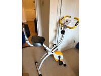 Ultrasport F Bike 200 (exercise bike) As New