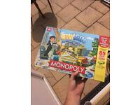 Monopoly city ville (like new) £12