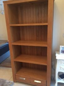 Tall bookshelf style cabinet/ unit *price drop **
