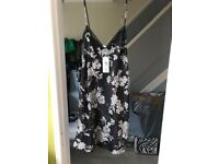 BNWT M&S silk nighty size 10