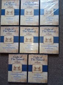 Code of the Natural - complete 8 DVD Home Study Course for Men on Dating Women