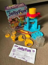Jelly Fun Jelly Slush Maker *Buyer collects